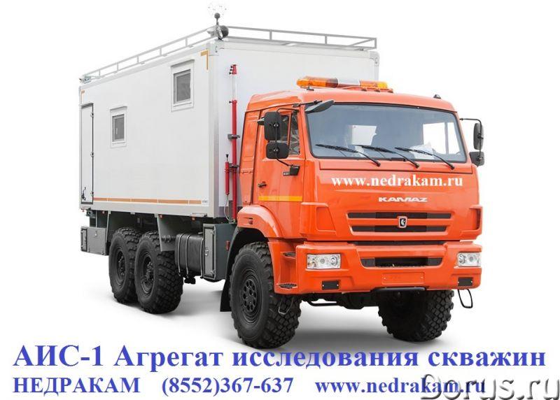 АИС-1 Агрегат исследования скважин на шасси Камаз43118 - Сельхоз и спецтехника - АИС Камаз 43118 Агр..., фото 1